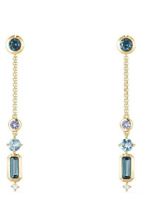 David Yurman Novella Drop Earrings with Diamonds | Nordstrom