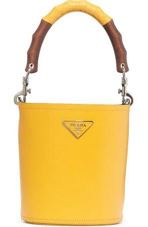 Prada Leather Bucket Bag   Nordstrom