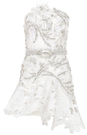 raisa Vanessa white dress (ss2020) €4925