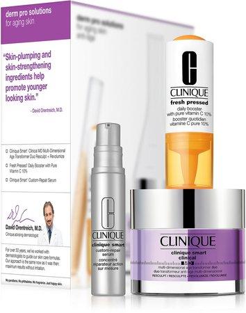 Derm Pro Solutions for Aging Skin Set