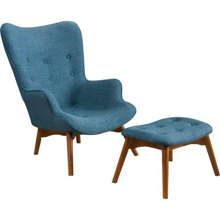 Canyon Vista Lounge Chair and Ottoman & Reviews | AllModern
