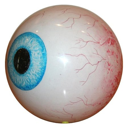 Clear Eye Ball Bowling Ball | Free Shipping