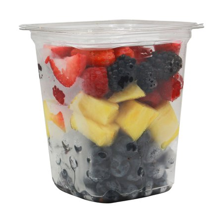 Pineapple & Mixed Berries, 1 lb | Whole Foods Market