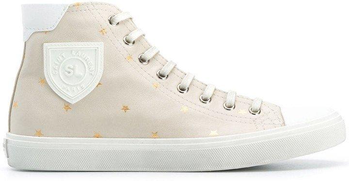 Bedford high-top sneakers