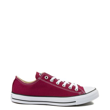 Converse Chuck Taylor All Star Lo Sneaker - Maroon | Journeys