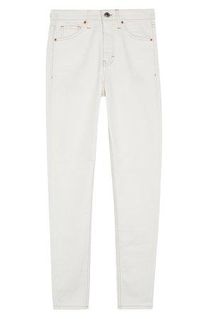 Topshop Jamie Skinny Jeans | Nordstrom
