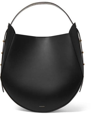 Wandler - Corsa Leather Tote - Black