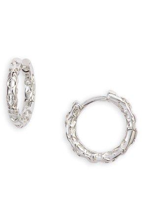 Kendra Scott Maggie Huggie Earrings | Nordstrom