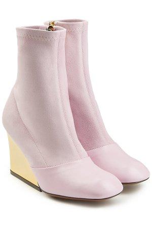 STYLEBOP.com EXCLUSIVE Stretch Boots Gr. EU 40