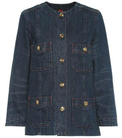 GUCCI Cotton denim jacket