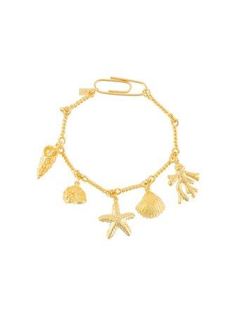 Aurelie Bidermann Cassis Charm Bracelet - Farfetch
