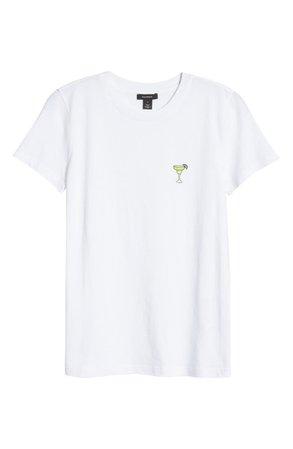 Margarita Embroidered T-Shirt   Nordstrom