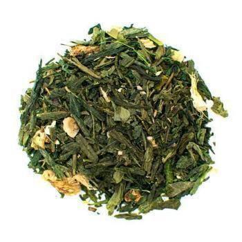Ginger n Green| Loose Leaf Green Tea | Good Life Tea