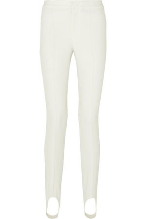 Moncler Grenoble   Pantalon de ski fuseau en serge stretch   NET-A-PORTER.COM