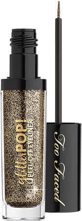 Glitter Pop! Peel-Off Eyeliner