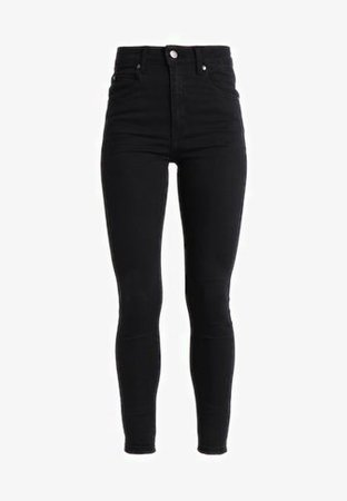 Dr.Denim TAYLOR - Jeans Skinny Fit - black - Zalando.co.uk