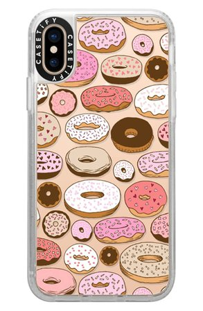 Casetify Donuts Forever iPhone X/XS, XS Max & XR Case | Nordstrom