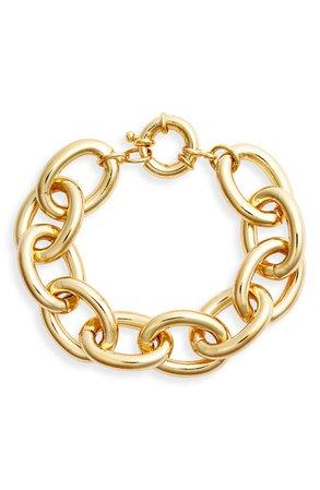 gorjana Lou Chain Link Bracelet | Nordstrom