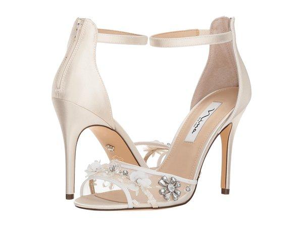 Nina - Clarity (Ivory) Women's Sandals