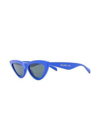 Céline Eyewear cat eye sunglasses