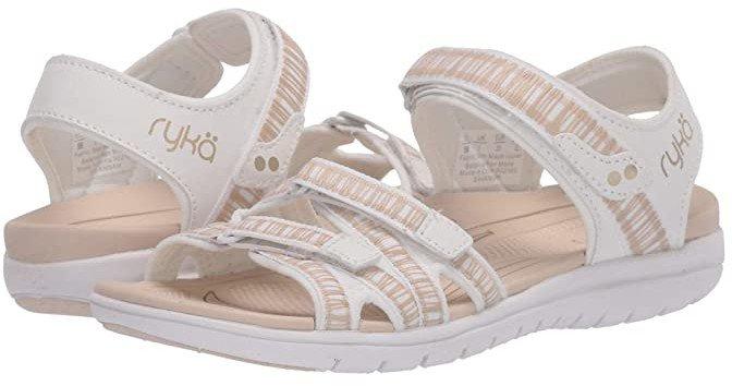 Savannah (White) Women's Shoes