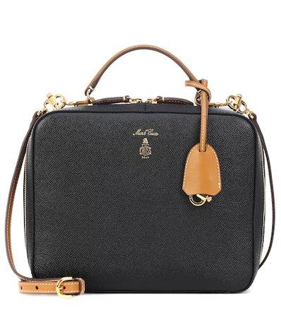 Laura leather shoulder bag