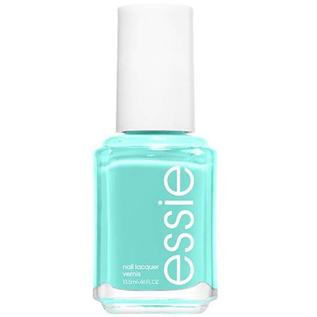 Essie - Turquoise and Caicos - Green - Nail Polish