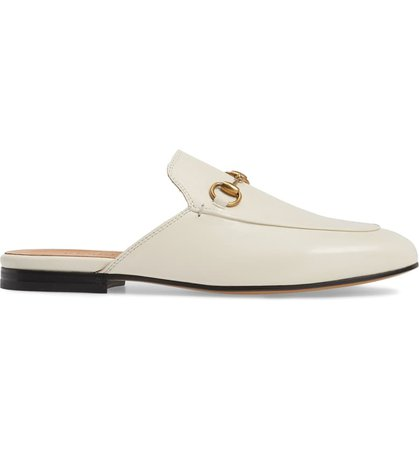 Gucci Princetown Loafer Mule (Women) | Nordstrom