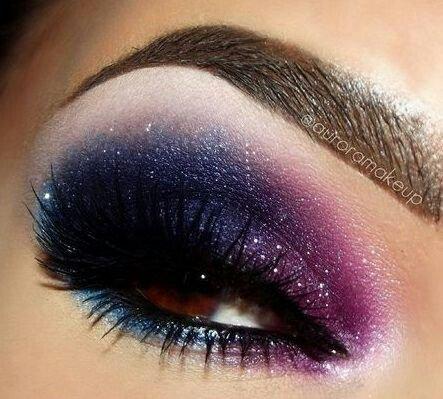 Galaxy in Her Eyes