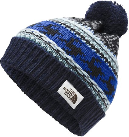 Amazon.com: The North Face Fair Isle Beanie: Clothing