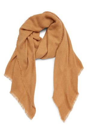 Sole Society Oversize Blanket Scarf | Nordstrom