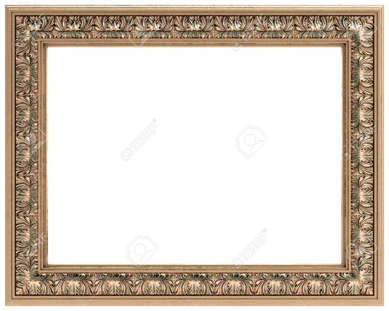 13535862-rectangular-gold-carved-frame-for-a-mirror-or-a-picture.jpg (1300×1040)