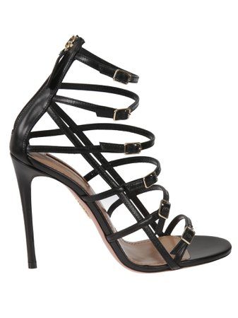 Aquazzura Super Model Sandals