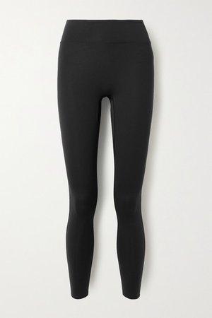 Reebok X Victoria Beckham | Printed stretch leggings | NET-A-PORTER.COM