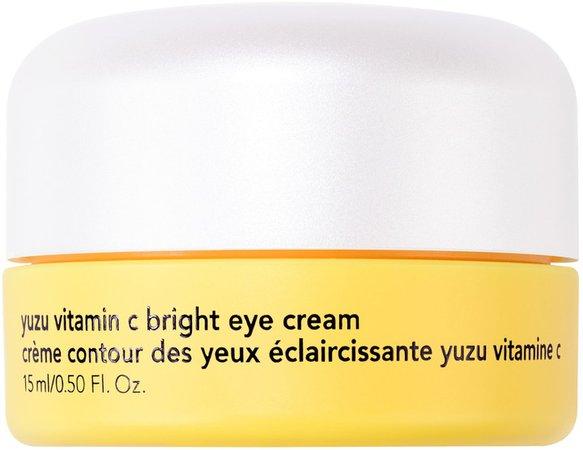 Yuzu Vitamin C Bright Eye Cream