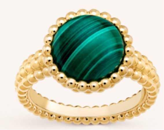van kleef and arpels ring