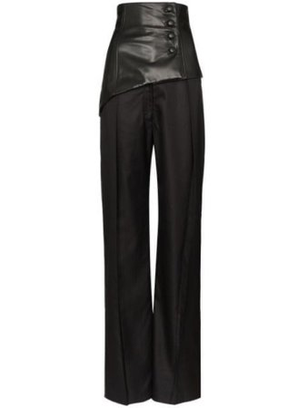 Black Trousers PNG