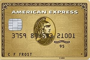 Gold American Express