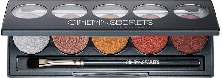 Cinema Secrets - Ultimate Eye Shadow 5-in-1 PRO Palette Chroma Collection