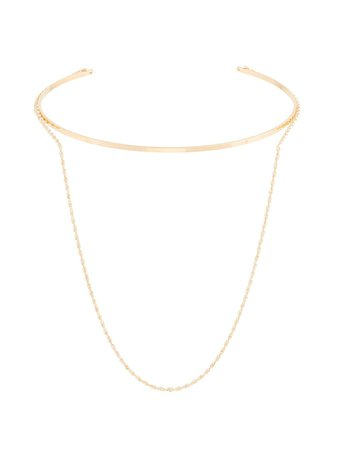 Petite Grand Chain and Choker necklace £143 - Shop Online. Same Day Delivery in London