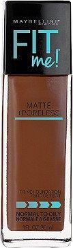 Maybelline Fit Me Matte + Poreless Liquid Foundation | Ulta Beauty
