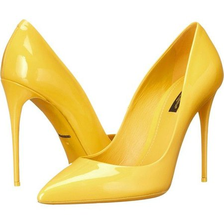 Yellow Shoes Heels - Smart4K Design Ideas
