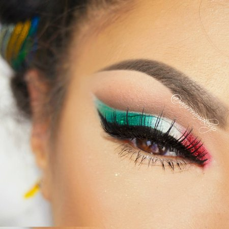 cinco de mayo make up