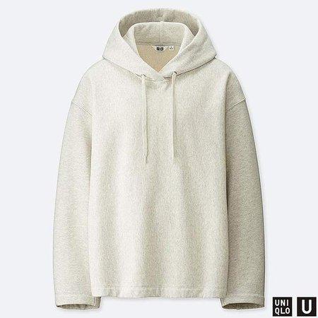 Women's U Long-sleeve Hooded Sweatshirt
