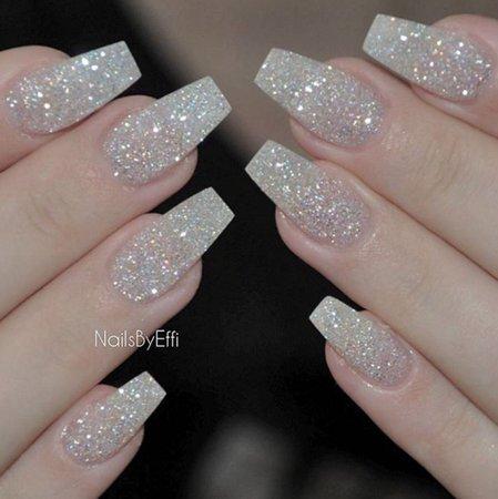 glitter nails - Google Search