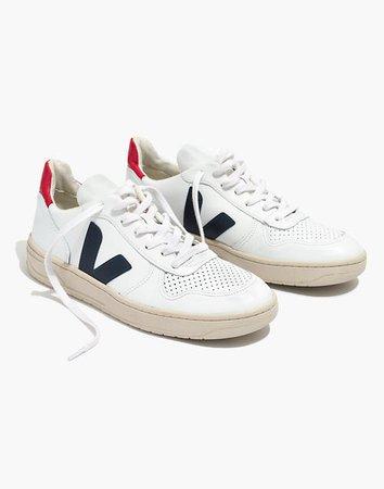 Women's Veja™ V-10 Sneakers in Colorblock | Madewell