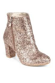 Rose Gold Boots
