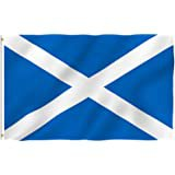 Amazon.com: 1000 Flags Limited Loch Ness Monster Scotland Scottish Crest Pin Badge: Home & Kitchen