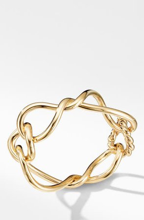 David Yurman Continuance Bold 18K Gold Bracelet | Nordstrom