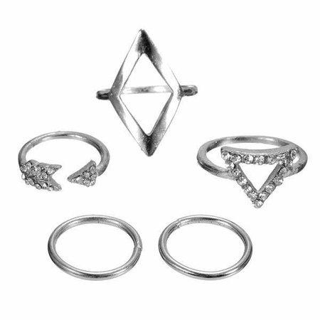 ring set polyvore - Pesquisa Google